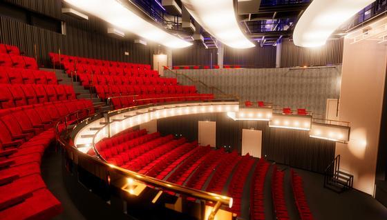 Bloomsbury Theatre, Camden