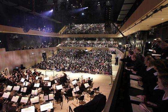 The Bodo Kulturhus Arts Centre (Norway)