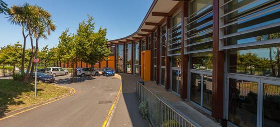 Guernsey Beau Sejour Leisure Centre